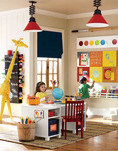 Toy Room Ideas On A Budget