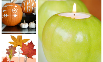 17 DIY fall decoration ideas to warm up your home this season. Your house will be cozy for fall with these great ideas.