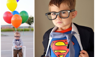 Are you planning to make Halloween costumes for your kids this year? Get inspired by these 23 DIY Halloween Costume ideas!