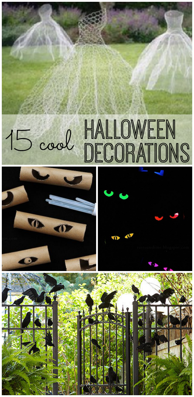 Cool Halloween Decoration Ideas