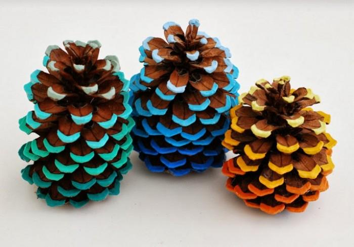 Pinecone Crafts Diy