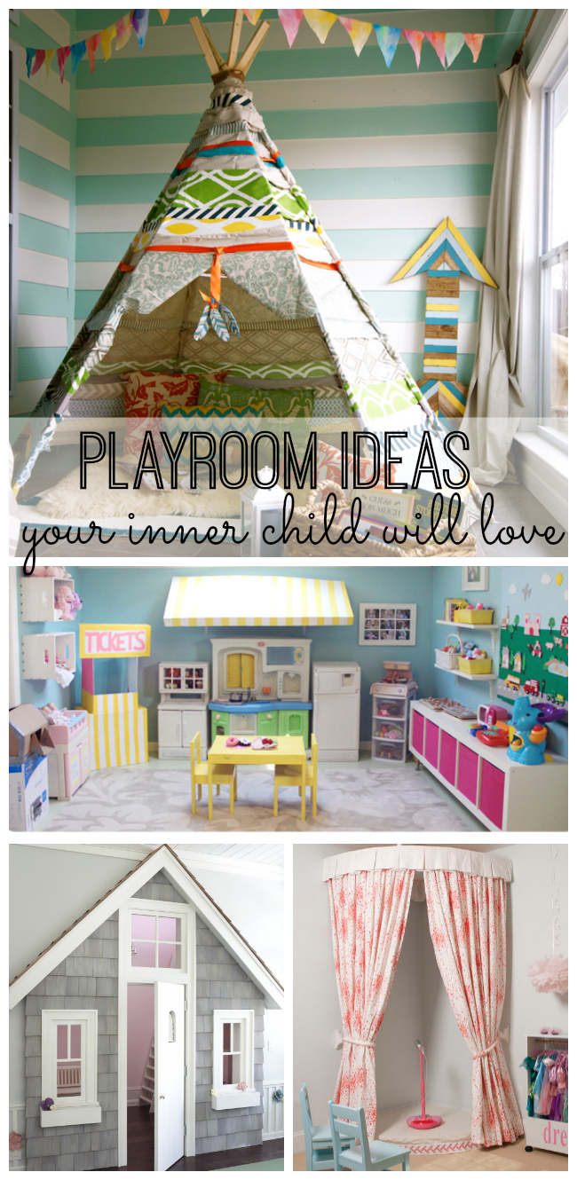 Playrooms Ideas Playroom Ideas Your Inner Child Will Love  My Life And Kids