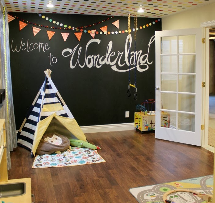 Fun Kids Rooms: Playroom Ideas Your Inner Child Will Love