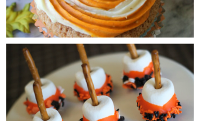 Whether you're planning a party for friends or bringing in treats for your child's classroom, these gluten free Halloween treats will surely be a hit!