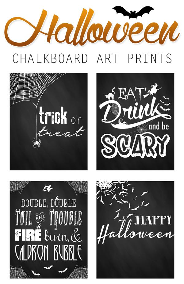 The Best Free Halloween Printables