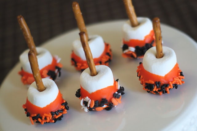 Finger Food Halloween Party