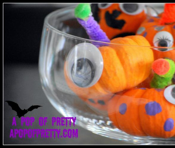 Pumpkin Monsters