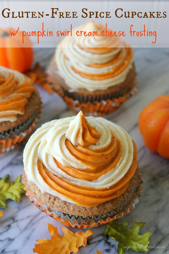 Spice Cupcakes