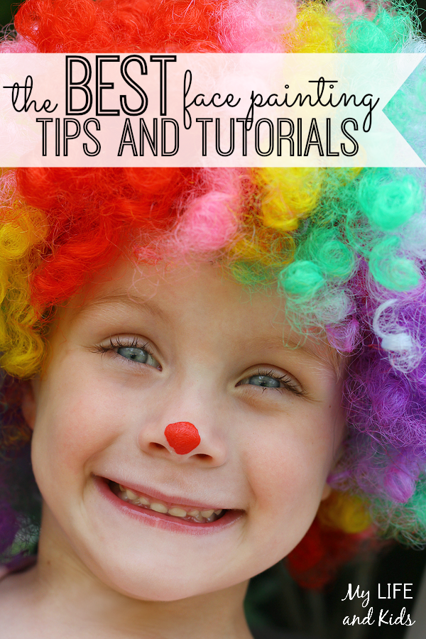 Face paint is the perfect compliment to any Halloween costume. Check out the best face painting tips and tutorials for non-artists!