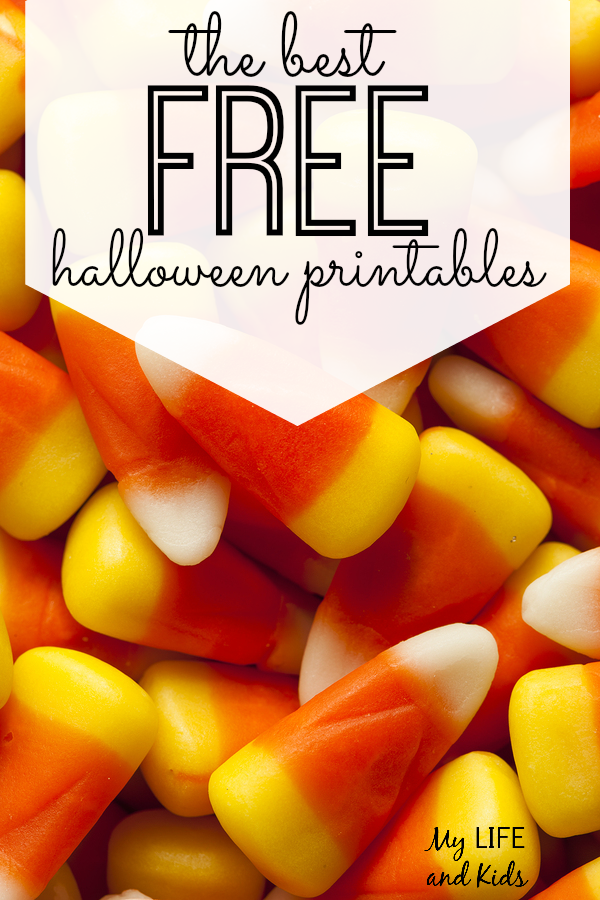 The Best Free Halloween Printables