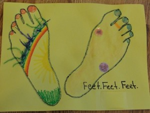 The Foot Book Craft