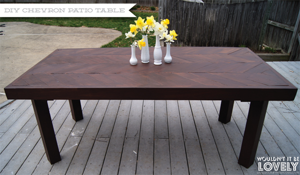 Build Own Dining Room Table