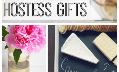 Pamper the hostess with one of these unique DIY homemade hostess gifts! From recipes to crafts, we're sharing great ideas for the host of your next Christmas or holiday party.