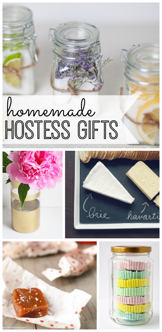 homemade hostess gifts - my life and kids