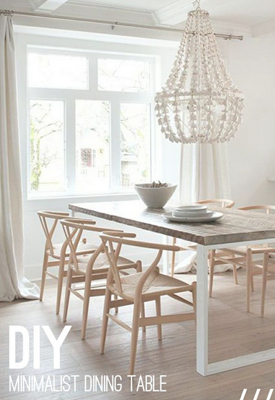Build your own dining table my life and kids make your dining table a conversation piece by building it yourself get inspired by these solutioingenieria Choice Image