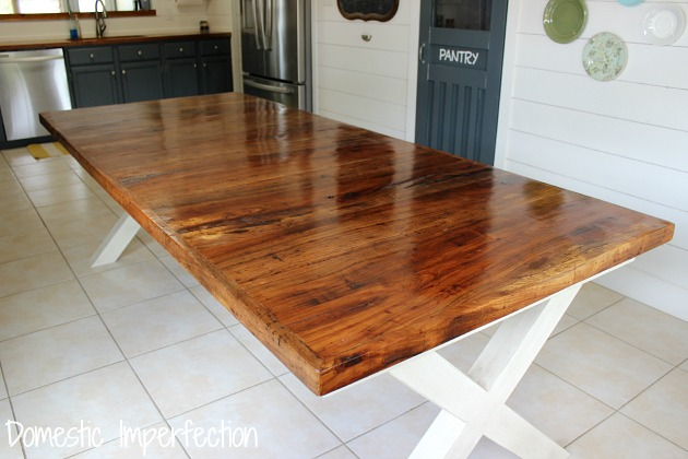Make Your Dining Table A Conversation Piece By Building It Yourself Get Inspired These