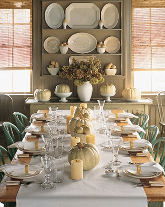 Tablescapes for autumn and thanksgiving my life and kids - Thanksgiving dinner table decorations ...