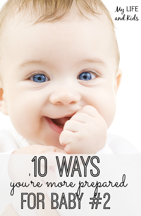 10 Ways You're Way More Prepared for Baby #2!