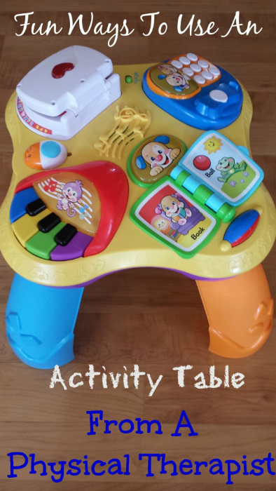 Activity Table Favorites