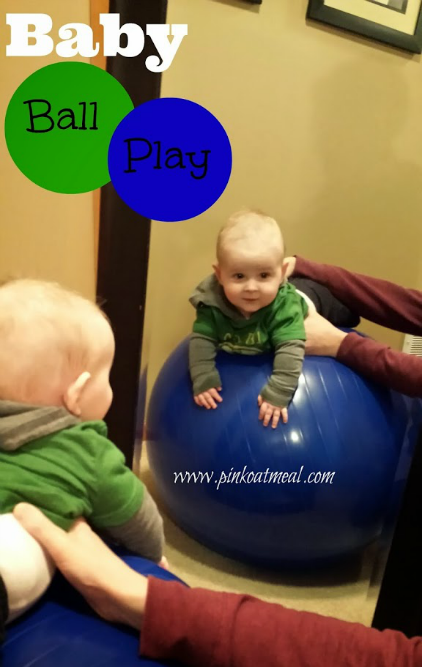 Baby Ball Play