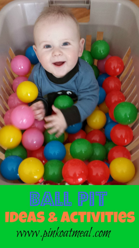 Ball Pit Ideas & Activities