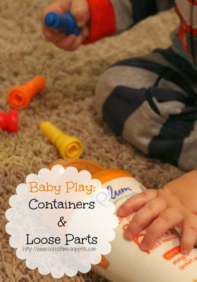 Containers and Loose Parts