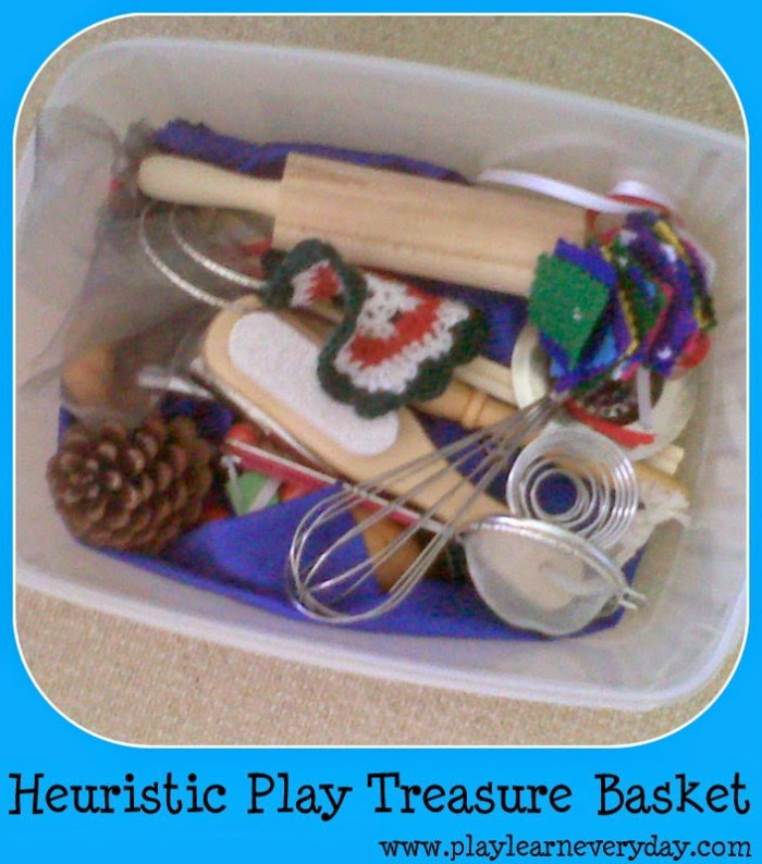 Heuristic Play Treasure Box