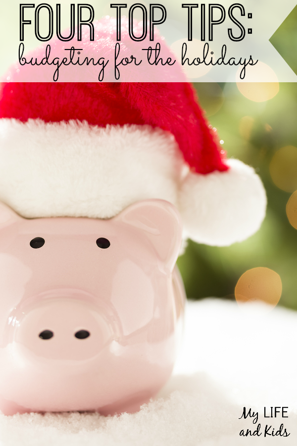 The holidays can be magical, but also expensive! I love these top tips on how to budget for the holidays. The three gift rule is amazing!