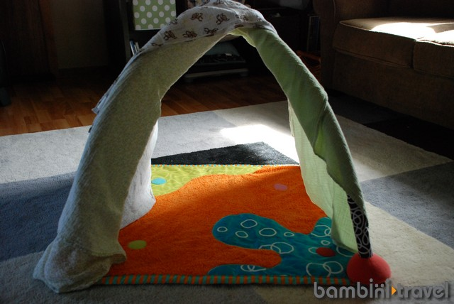 Play Mat Tunnel