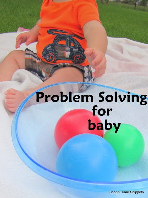 Problem Solving for Baby