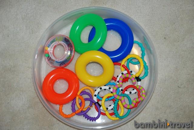 Sink or Float Rings