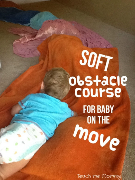 Soft Obstacle Course