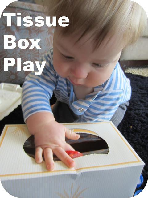 Tissue Box Play