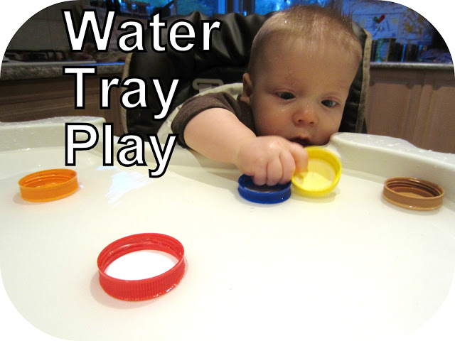 Water Tray Play