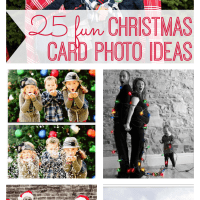 The holidays are a time to bring family together. What better way to spread holiday cheer than with these original family Christmas card photo ideas - including great outfit ideas for family pictures.