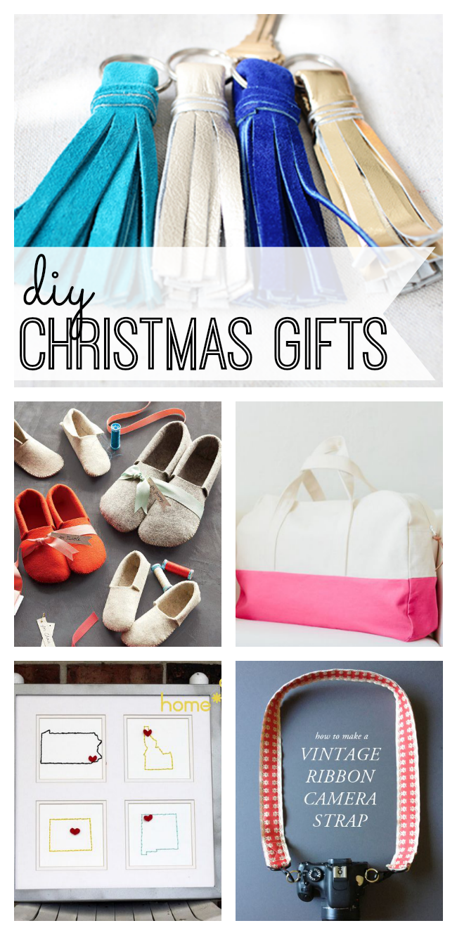 DIY Christmas Gifts - My Life and Kids
