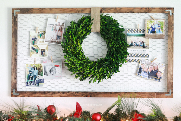 Brighten your home for the holidays with these beautiful Christmas decorations.