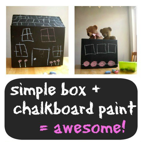 20 Simple Cardboard Box Activities For Kids