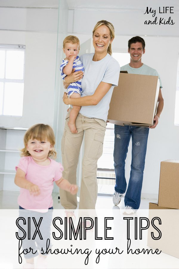 Having young kids while trying to sell a home doesn't have to be a challenge! These six simple tips on showing your home to sell will help ease the stress!