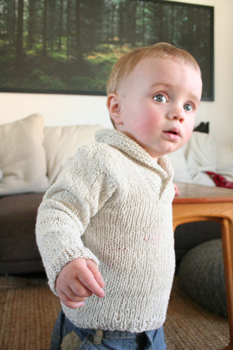 Knitting Patterns For Toddler Boy Sweaters : 15 Knitting Projects to do this Winter - My Life and Kids