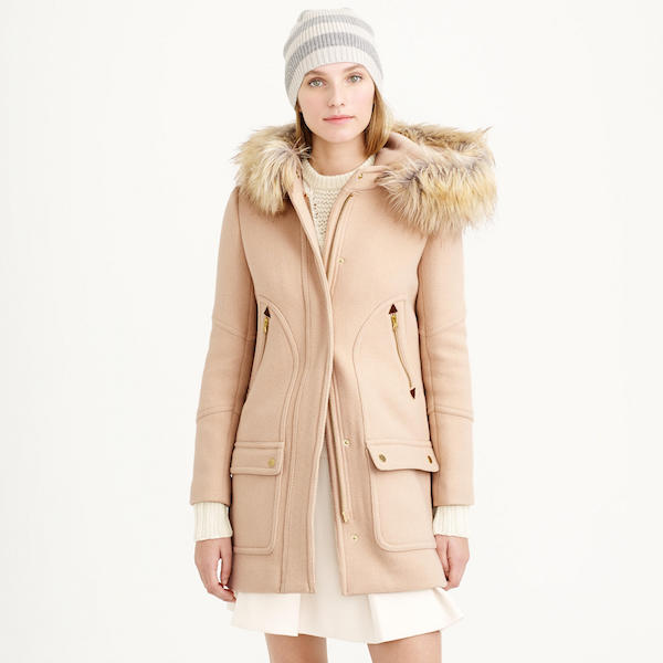 Fabulous, reasonably priced coats to wear this (and every) winter.