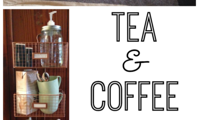 A tea & coffee bar is perfect for holiday parties, baby showers, wedding showers, and brunches. Get our tips for creating your own!