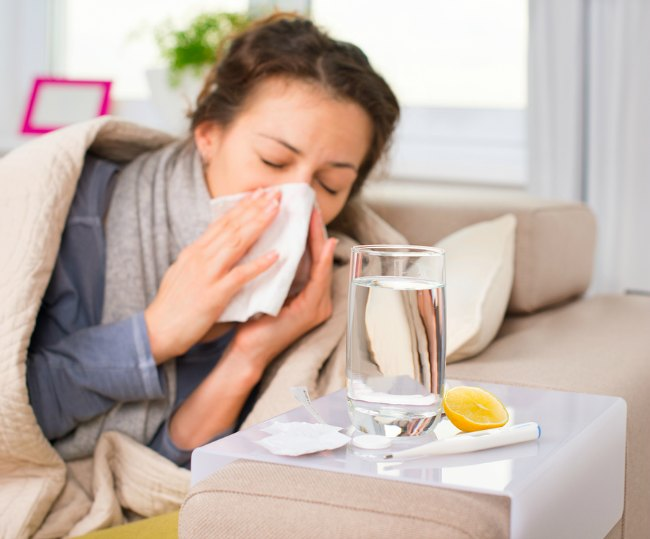 Flu And Cold Natural Remedies Osc