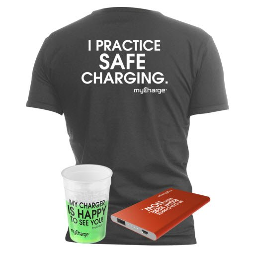 Limited Edition RazorPlus Bundle Prize from myCharge