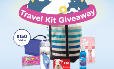 Five travel hacks you'll love (especially #2) - and a giveaway!