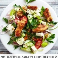 Healthy meals can be delicious! Try these 30 delicious and guilt-free Weight Watchers recipes that are 10 points or less.