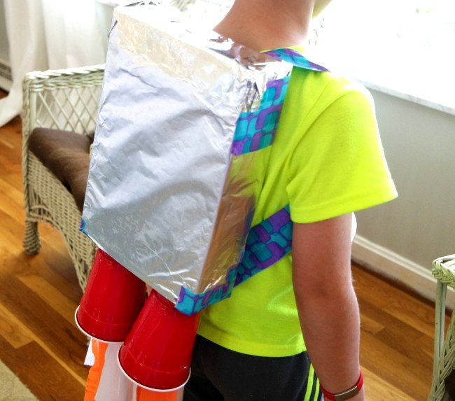 Jetpack Costume Kids
