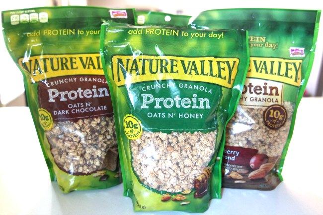 Nature Valley Peanut Butter Dark Chocolate Protein Bars Allergies