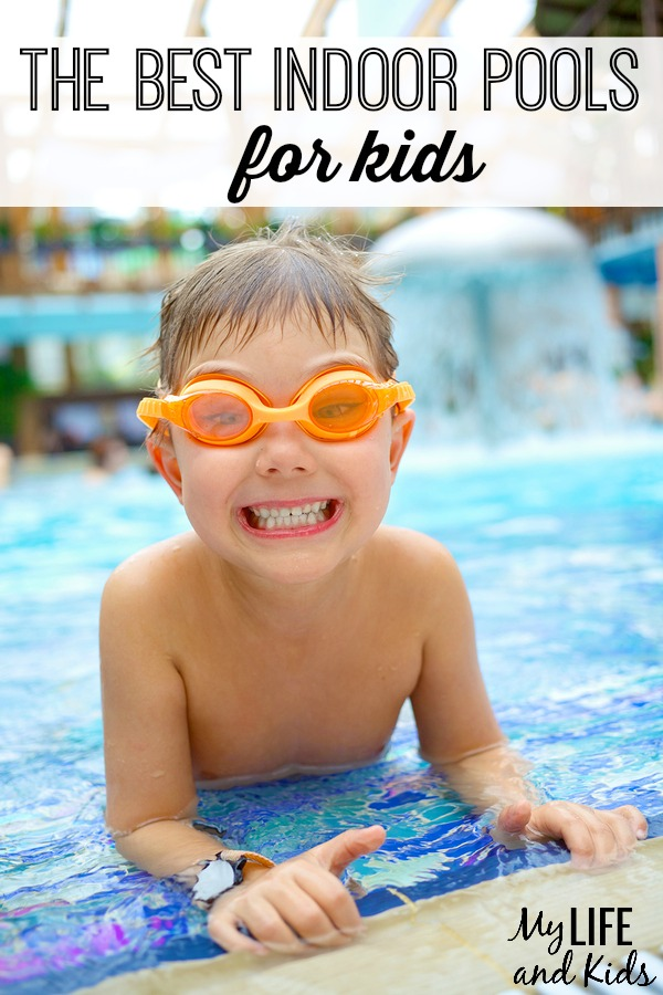 Don't let bad weather rain on your family vacation. Check out these 12 indoor pools for kids that will keep the fun going.