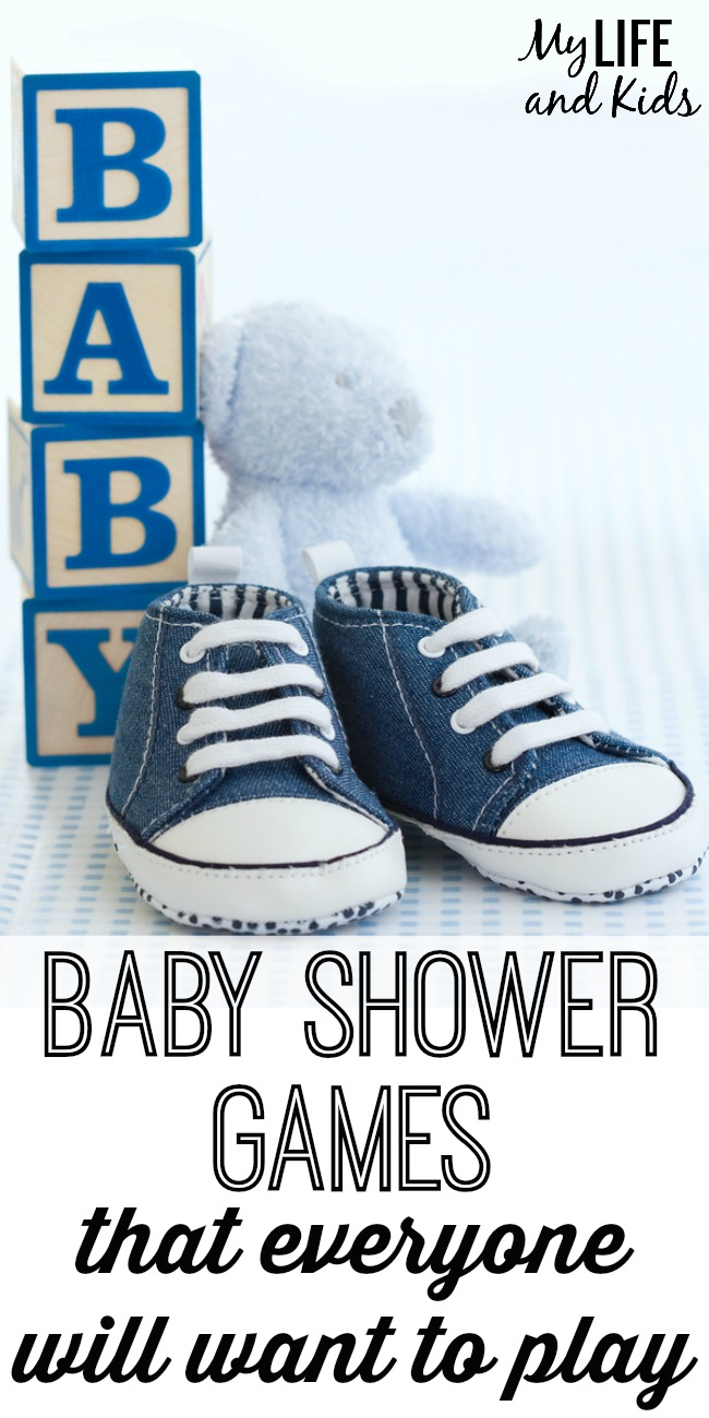 Planning a baby shower? These 15 baby shower games will ensure everyone has fun at your next party. Fun DIY games that will fit any baby shower theme.